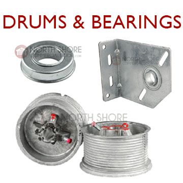 Drums and Bearings