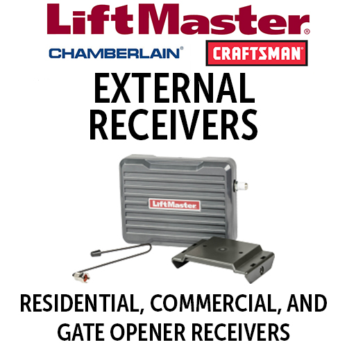 Liftmaster External Garage Door Radio Receivers