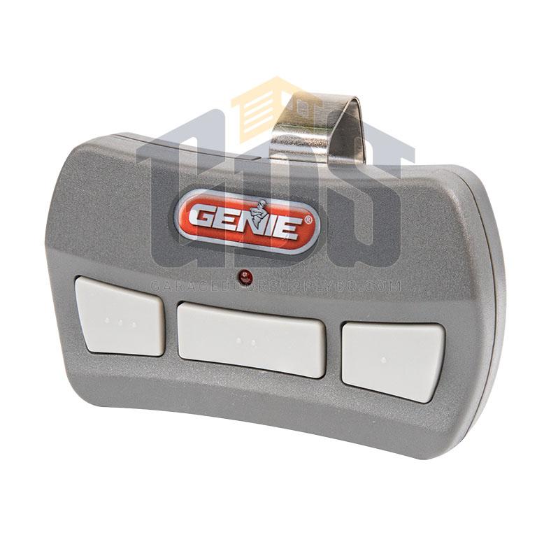 Genie Gitr 3 3 Button Intellicode Garage Door Remote