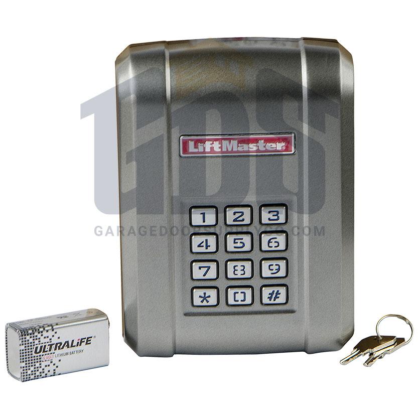 Best Wireless Garage Door Opener Keypad Garage Door Ideas