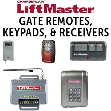 Liftmaster Gate Operator Parts