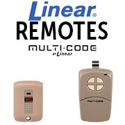 Linear Multicode Remotes