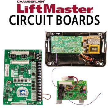 liftmaster garage door opener repair parts  at Chamberlain 3 4 Whisper Drive Logic Board Wiring Diagram