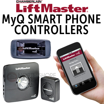 LiftMaster MyQ Smart Phone systems