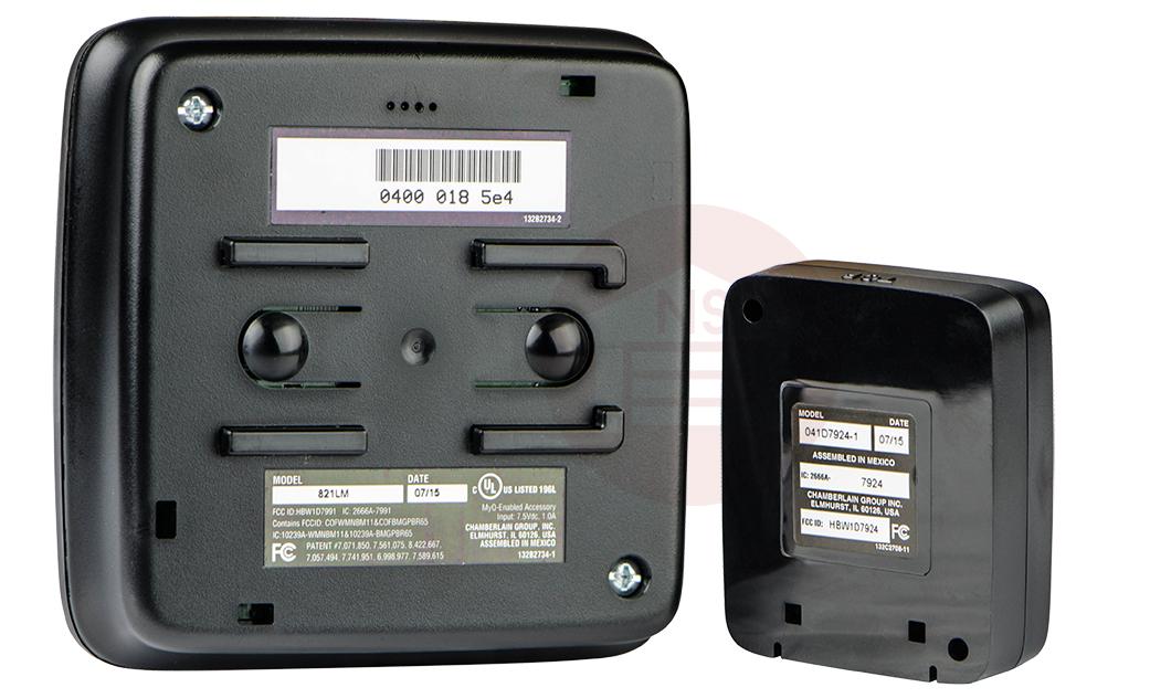 821lm Myq Garage Universal Smart Phone Control