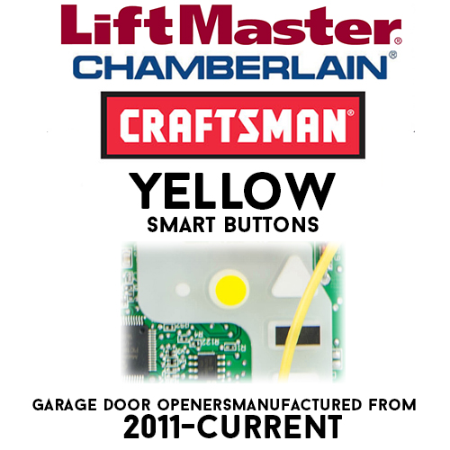 Liftmaster 893lm 3 Button Security 2 0 Remote With Myq