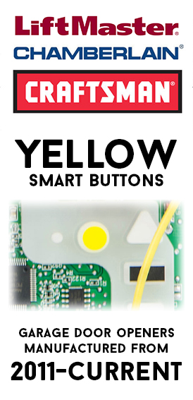 MyQ-Yellow Smart Button Remotes