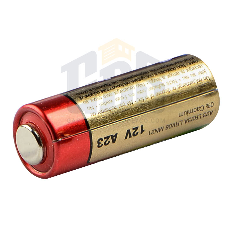 A23 12v Battery For Garage Door Opener Remotes