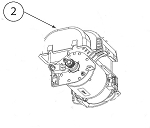 36639A Genie Motor Cover