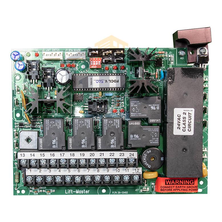 Liftmaster K 79 13493 2 Commercial Logic Board