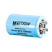 LiftMaster 30B363 Capacitor for 1/2 & 1/3 HP Openers