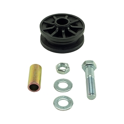 Q129 LiftMaster Idler Sprocket Pulley with bolt and nut
