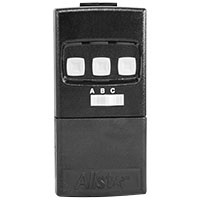 Allstar 8833T OCS Open/Close/Stop Remote 318MHz (1 Door Only)