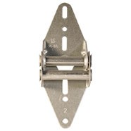 #2  14 Gauge Wide Body Residential Hinge