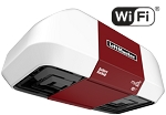 LiftMaster 8550W 10' Belt Drive DC Motor Garage Door Opener with Battery Back Up and WIFI