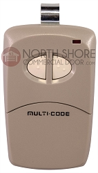MC 4120-01 2 Button Multi-Code Remote 300MHz