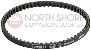 20B17 LiftMaster / Chamberlain Drive Belt for Screw Drive Opener