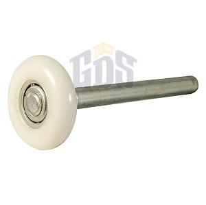 "2"" HD Nylon 13 Ball Bearing Rollers, 4"
