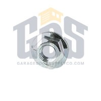 24121B05 Nut for Genie Rail Clamp (Chain Glide Only)