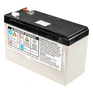 LiftMaster 29-NP712 Replacement Battery 12V 7Amp (1-Battery)
