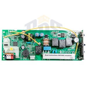 45DCT LiftMaster Logic Board for Security + 2.0 Machines (MyQ)