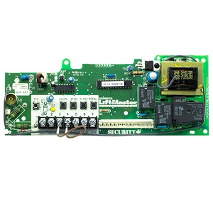 LiftMaster K001A6424-3 390MHz Logic Board - MT/BMT/MJ/MJ/MHS/MGJ