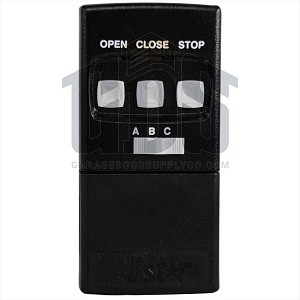 8833C OCS Open/Stop/Close 3 Channel 318MHz Remote