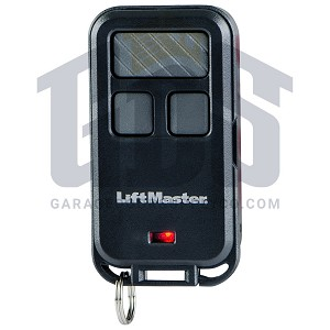 LiftMaster 890MAX 3 Button Mini Keychain Remote.