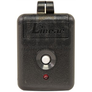 Mini-T-LB  Linear One Btn. Delta 3 Mini Remote 310MHz