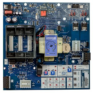 LiftMaster Q400D Omni Main Control Board for SL3000, SL3000ELE & CSW200UL Gate Operators