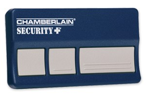 Chamberlain 953CB / 953C Security+ 3 Button Remote